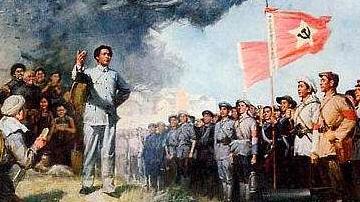 面对20倍于己的敌人,红军如何保卫井冈山根据地